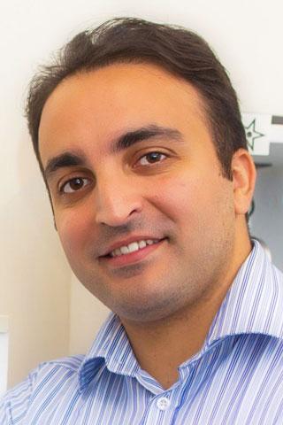 Mojtaba Golzan