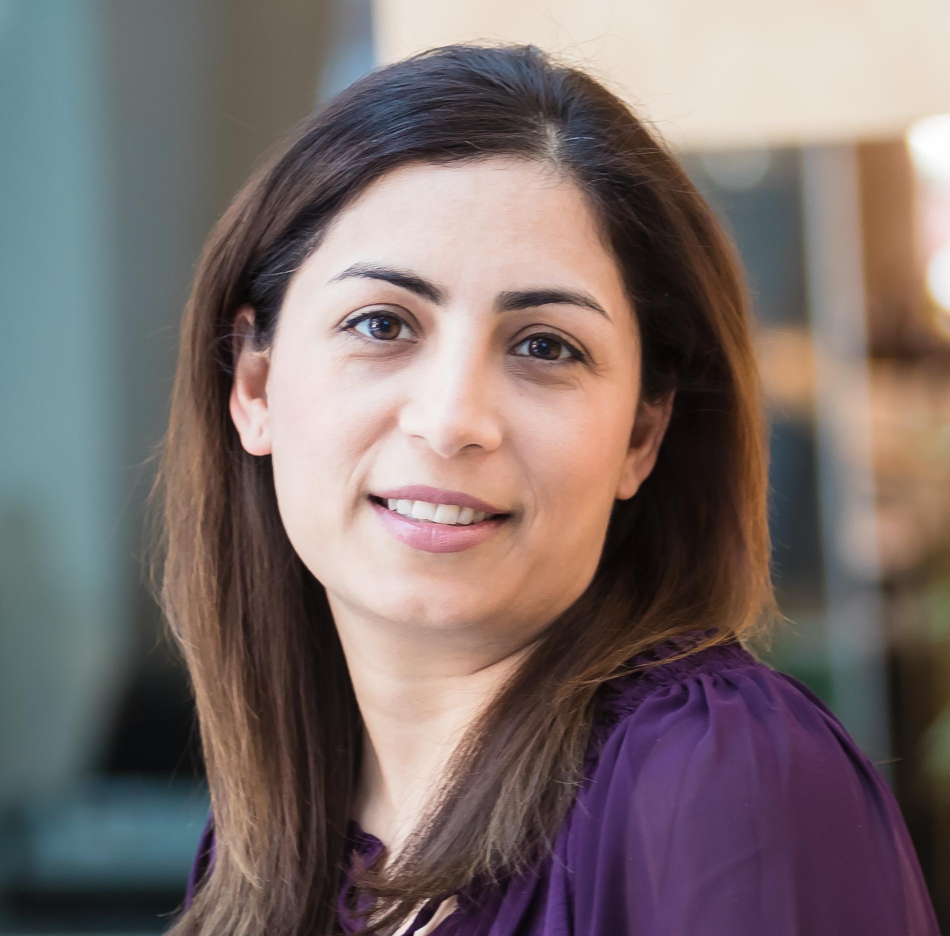 Najmeh Hassanli